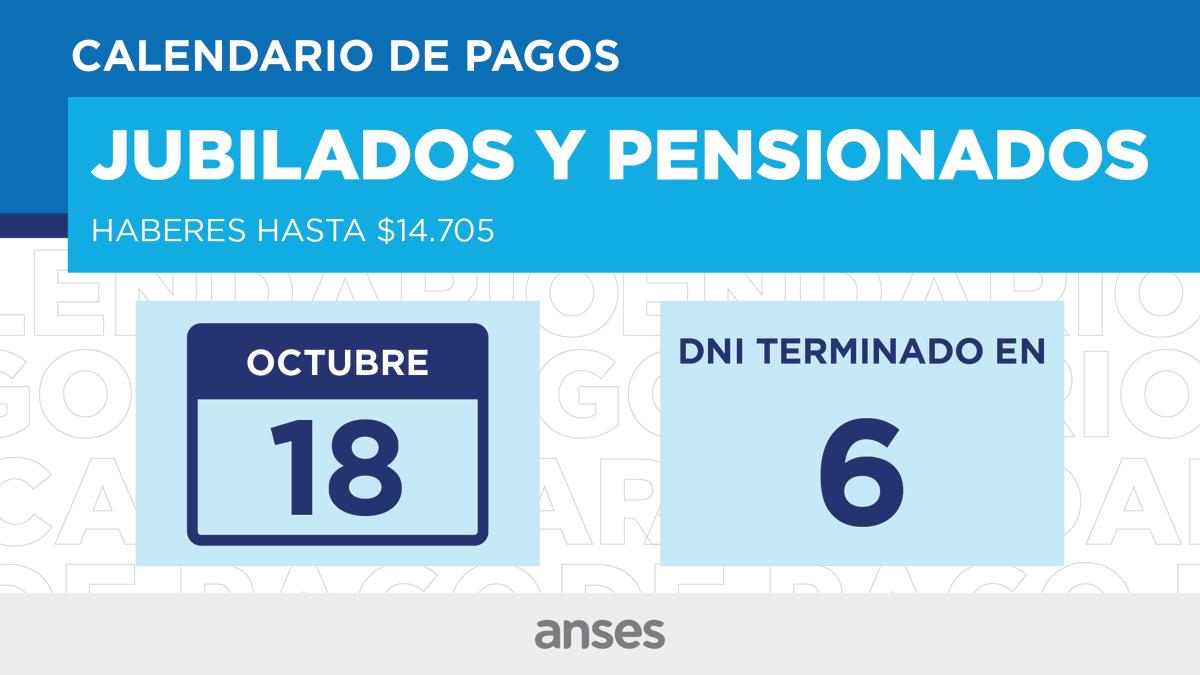 Destacados Contalix: : ANSES: Calendario de Pagos #ANSES del 18 de octubre de 2019 #Jubilaciones #Pensiones ???? https://t.co/TTU845G7Cl https://t.co/lrsD9BQQWP vía contalix https://t.co/5ug9bZ9Kh7 https://t.co/ZDXPeLHReq vía contalix https://t.co/5ug9bZ9Kh7
