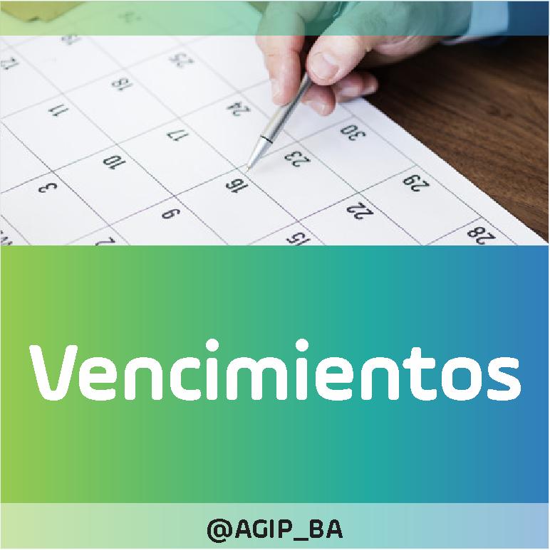 AGIP @AGIP_BA: Del 13 al 19 vencen las declaraciones y pago de Ingresos Brutos de los contribuyentes inscriptos como Contribuyentes Locales, Anticipo 02/2020.  https://t.co/BvZGjfcpWk https://t.co/GXZhHGmDqd