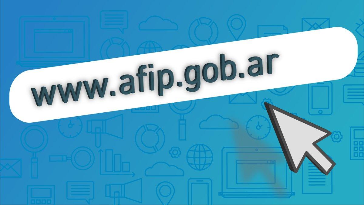 Afip Comunica @AFIPComunica: ¿Necesitás consultar normativas desde nuestra página web?   ???? ????Podés hacerlo a través de la #BibliotecaElectrónica ingresando acá > https://t.co/JJpbGOD1cl  ???? https://t.co/SfQKJCWaSU