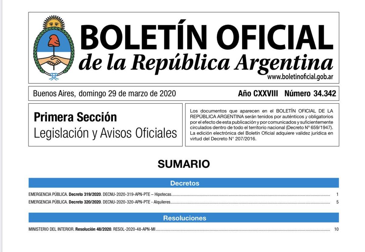 Julián Ruiz @CPJulianRuiz: ???? ALQUILERES | HIPOTECAS  Ya se encuentran publicadas en el @boletin_oficial sendas normas.  ???????? [ https://t.co/eWAkx3TcWe ] https://t.co/XnDZtm5b6W