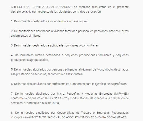 El Contador Online News @ElContadorNews: #Alquileres: Congelamiento de precios, prórrogas de contrato y suspensión de desalojos. Más Info >> https://t.co/ZewxSG8u8l https://t.co/RKxDfBxjpP