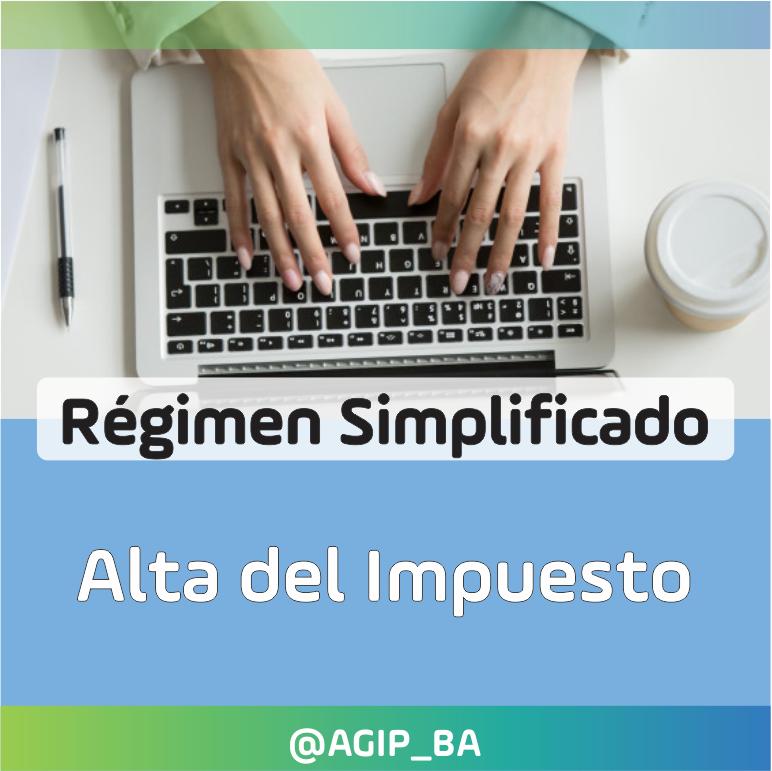 AGIP @AGIP_BA: Aquí encontrarás toda la información para inscribirte en Régimen Simplificado de Ingresos brutos: https://t.co/6dhLuuMOvO https://t.co/YzouztL6sz
