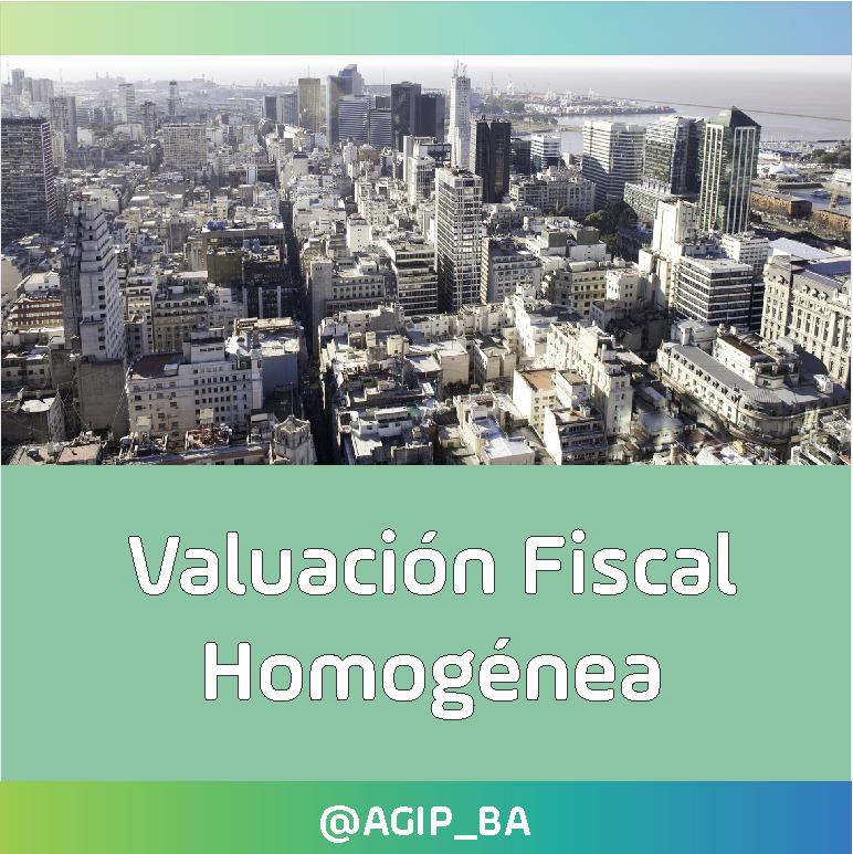 AGIP @AGIP_BA: Podés consultar la valuación fiscal homogénea de tu inmueble, correspondiente a cada año, desde aquí: https://t.co/Tc5YTyArlw https://t.co/ozZmNnZ6R9