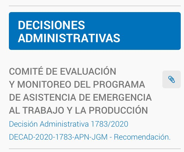 Carlos Roca @CarlosCroca: Extensión de Créditos a Tasa 0 en general hasta 31/10/20 https://t.co/A4aGho5ZTu