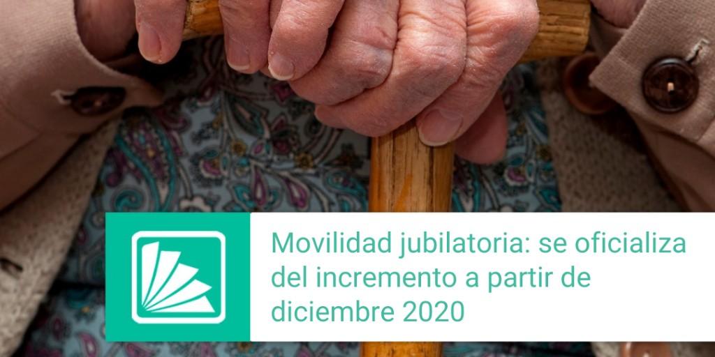 Editorial Errepar @errepar: El Poder Ejecutivo, a través del Decreto 899/2020, oficializa el incremento de la movilidad jubilatoria y de diferentes prestaciones previsionales a partir del período diciembre de 2020. Conocé los alcances del decreto -> https://t.co/SVeq6f0cfo https://t.co/rZArjuQonw