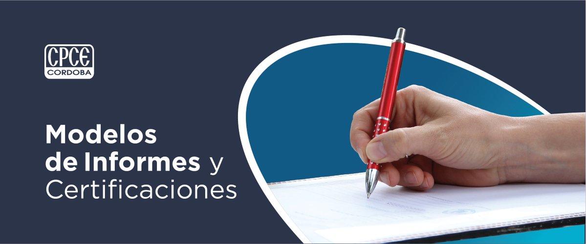 CPCE Córdoba @CPCECordoba: Hacé click y encontrá distintos modelos de certificaciones para guiarte ➡️ https://t.co/3W2ag4Cm47 https://t.co/tgJOXEDH3M
