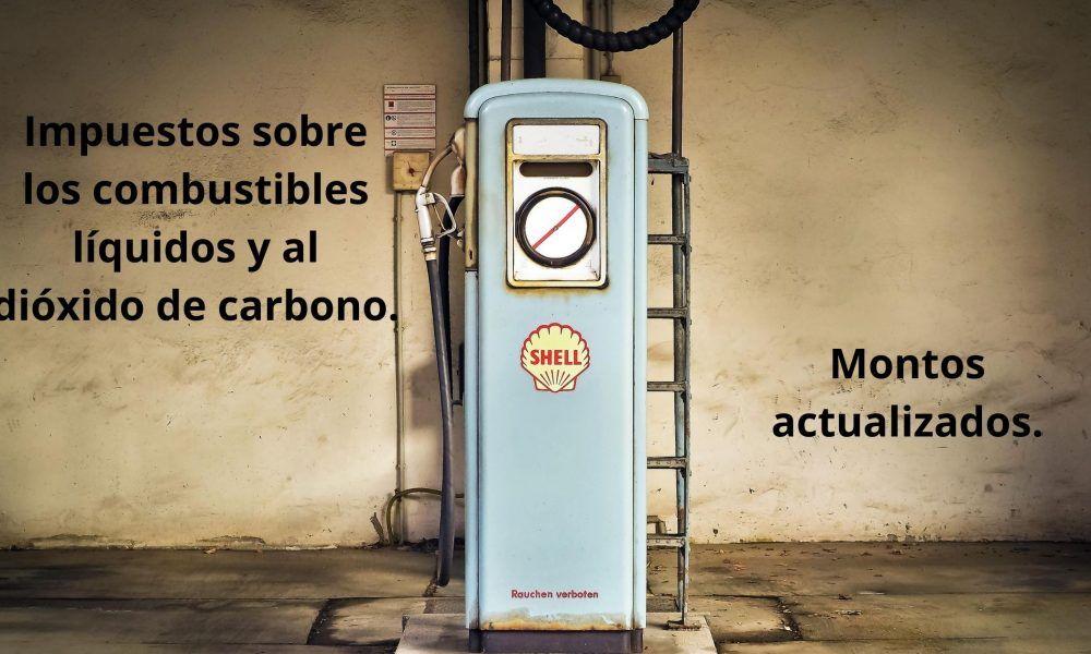 Contadores En Red @Contadoresenred: ???? Impuesto sobre los combustibles líquidos y al dióxido de carbono. Coeficientes y montos. Marzo 2021 ➡️ https://t.co/3bwZCPd3t8 https://t.co/XsIYCMCEmD
