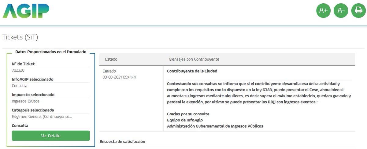 Contadores En Red @Contadoresenred: ????Alquiler de Inmuebles en CABA su exención en Ingresos Brutos y la posibilidad de dar la baja en el impuesto ➡️ https://t.co/Tmqabhpt02 https://t.co/Ds9oI8sKi2