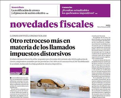 Novedades Fiscales @novedadesfisca1: Presentamos Novedades Fiscales, de hoy.. lectura obligada https://t.co/OwkDnCgmeS