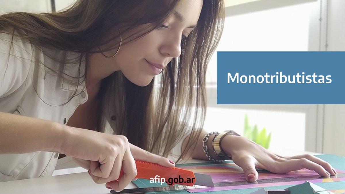 Afip Comunica @AFIPComunica: Los monotributistas podrán financiar en hasta 20 cuotas las diferencias surgidas por la actualización de los valores de las obligaciones mensuales. El monto mínimo a saldar en cada cuota es de $500. Podrán adherirse a través de https://t.co/qwYBrTXpmb desde el 1º de julio. https://t.co/NGzbLM3DCT
