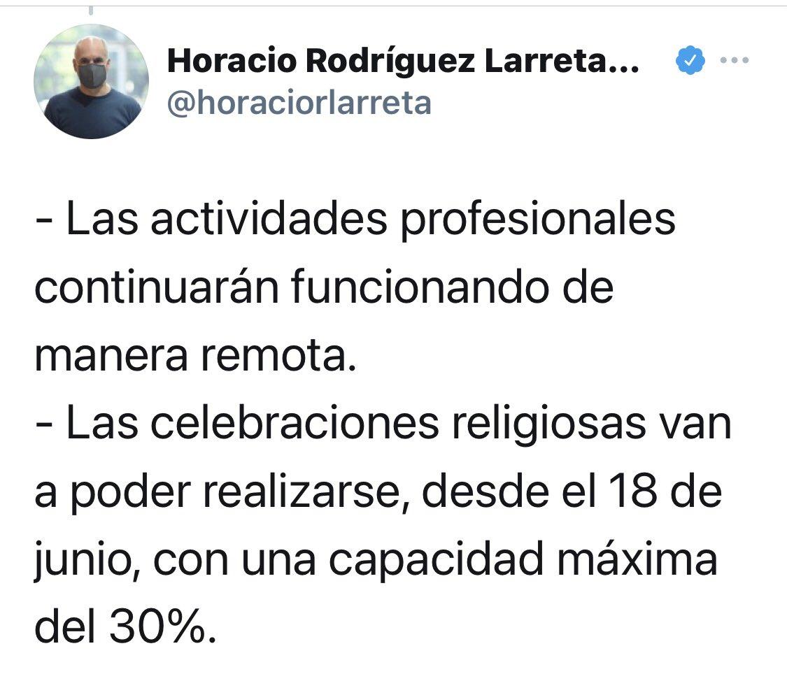 Teresa Gomez @te_gomez: CABA: los Estudios Profesionales continuaremos en home office. https://t.co/3sKYO1G8Hv