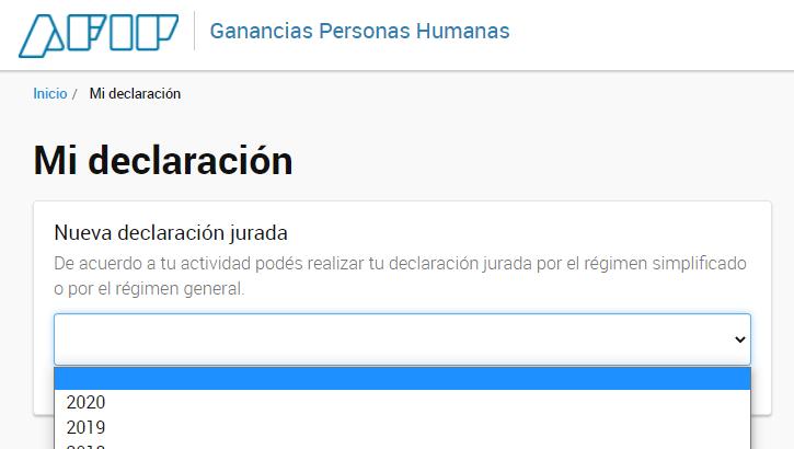 Contadores En Red @Contadoresenred: ???? Ya se habilitó el servicio para Ganancias Personas Humanas e Impuesto Cedular 2020 ⚠️ Entren de a uno… no rompan nada! https://t.co/McavMMZngD