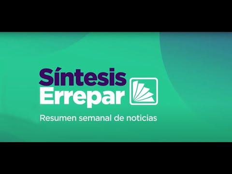 Editorial Errepar @errepar: Síntesis semanal Errepar, con todas las noticias en ciencias económicas de la semana