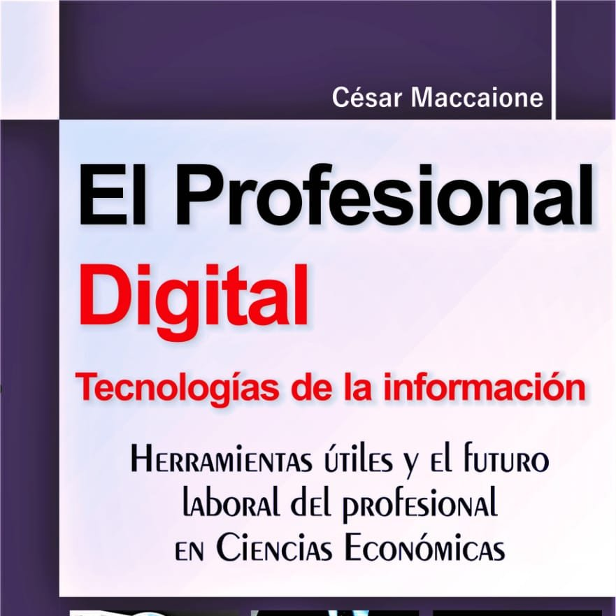 CPCE Catamarca @cpcecat: Invitamos a uds a la presentación del libro «El profesional digital», escrito por el Lic. Adm Cesar Maccaione. Se llevará a cabo el jueves 5/8 en el horario de 17 a 18 hs Los interesados pueden inscribirse en el siguiente link: https://t.co/FWhuPTZoCs https://t.co/bIk4ymA27F