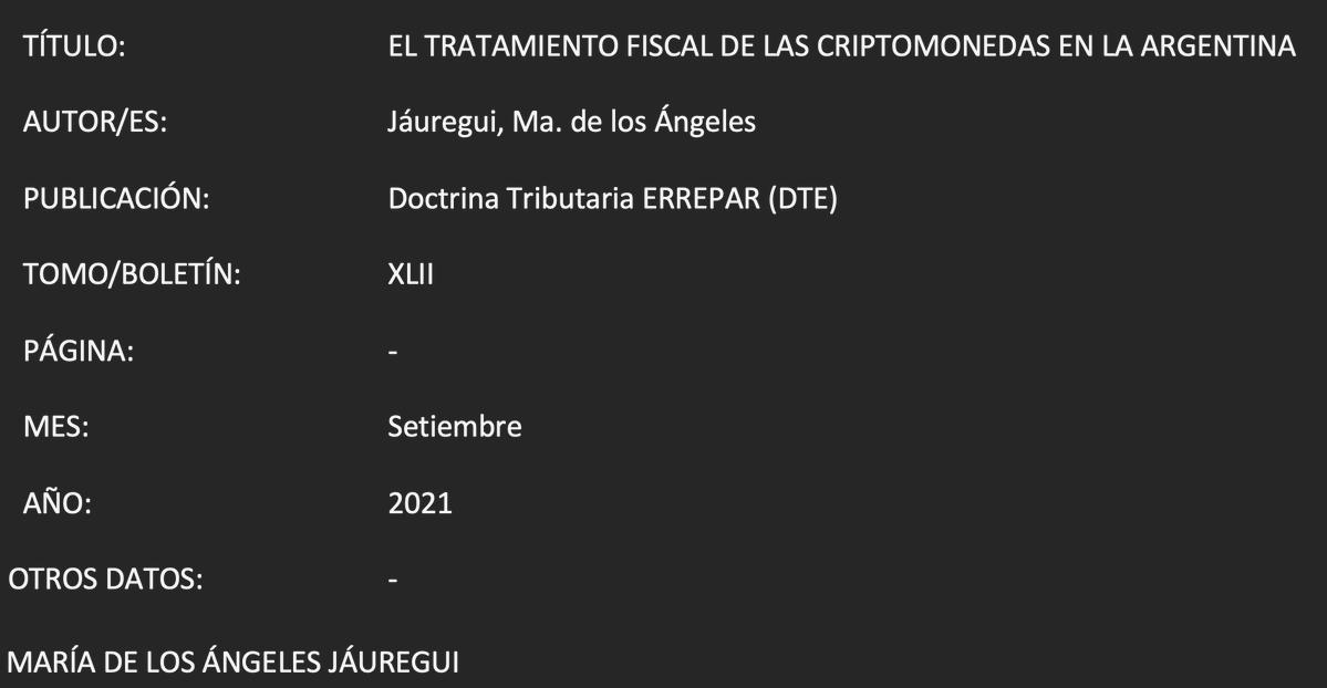 Dr. Sergio Carbone @ContadorCarbone: Lectura obligatoria  Creo que uno de los mejores artículos sobre el tema por compilación, diálogo y fuentes citadas. https://t.co/h2v4mt8DgR