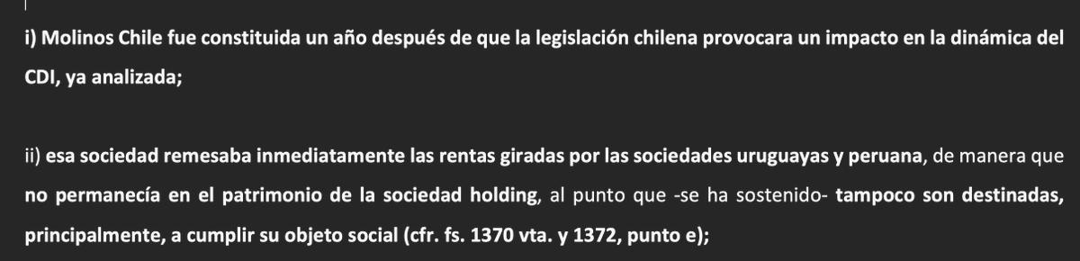 Dr. Sergio Carbone @ContadorCarbone: Podes ser un fabuloso tax planner pero si tu cliente es idiota y codicioso nada se puede hacer… Amigues… disclaimer en todo lo que hagan porque el cliente luego lo opera como quiere y no compren pescado podrído… esto ya se sabía https://t.co/bwRdMM7AgT