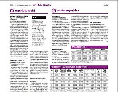 Novedades Fiscales @novedadesfisca1: Y como siempre, en Novedades Fiscales toda la información requerida por los profesionales en su labor diaria https://t.co/fIDCffiS0u