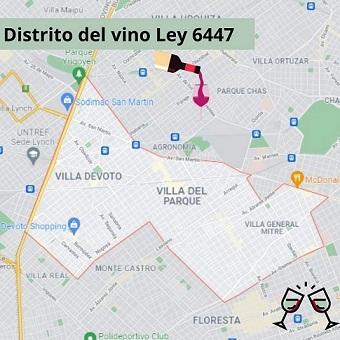 Contadores En Red @Contadoresenred: ???? CABA. Creación del Distrito del Vino. Beneficios impositivos. Ley (PL) 6447 ➡️ https://t.co/sfGhj3QMXL https://t.co/VPDf3Z5n5a